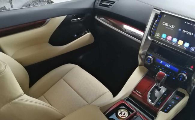 2015 Toyota Vellfire Hybrid 8 seater (SOLD)